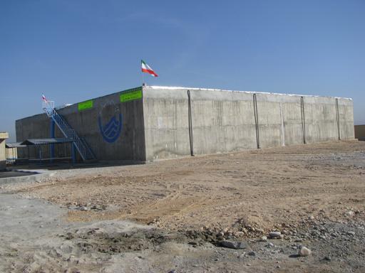 35000 متر مكعب به ظرفيت مخازن ذخيره آب شهرهاي استان بوشهر افزوده شد