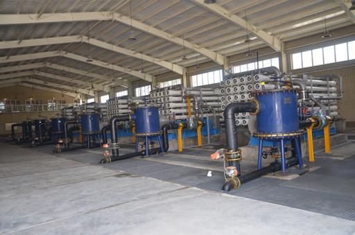 روزانه افزون بر 20 هزار متر مكعب آب از تاسيسات آبشيرين استان بوشهر توليد ميشود